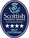 VisitScotland four-star rating