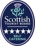 VisitScotland five-star rating